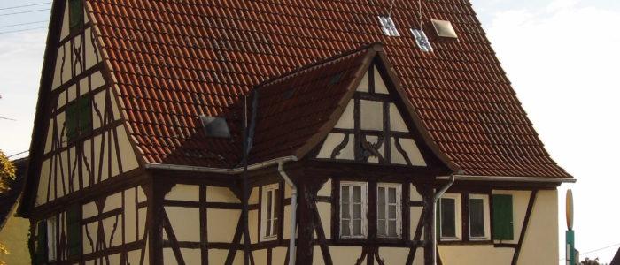 Sossenheim,_Altes Sossenheimer rathaus